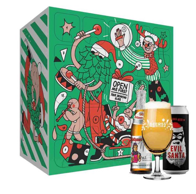 beer52 advent calendars adults 2020