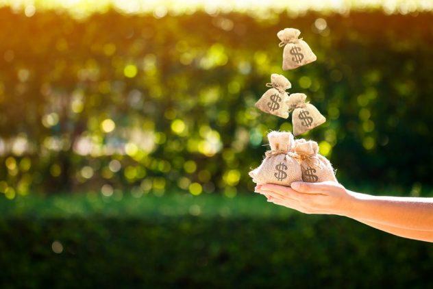 money create value