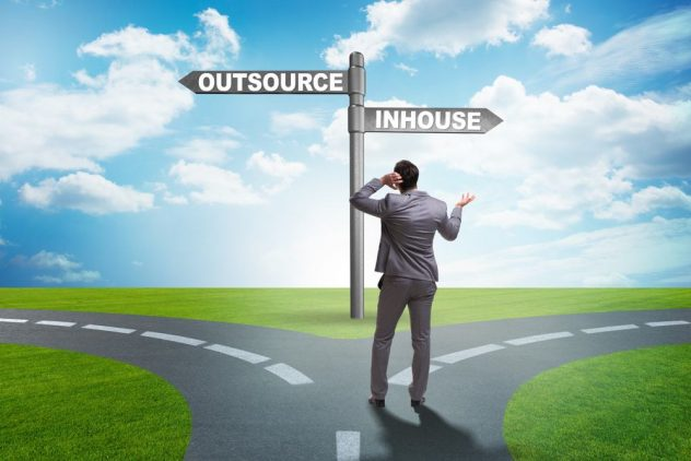 outsource vs inhouse