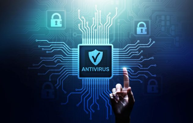 antivirus software protection