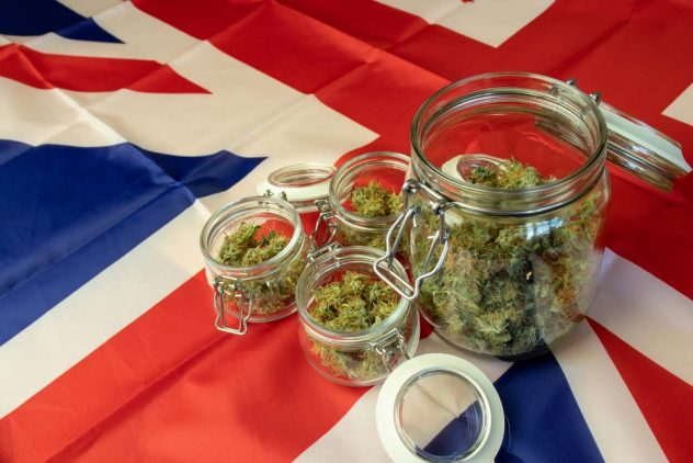 UK CBD market