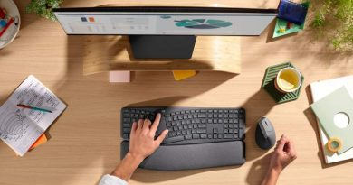 WIN! Digital Wellness Day giveaway: Logitech ergonomic bundle worth over £150