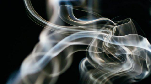 尼古丁行业改变了烟云
