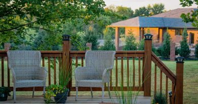Top ways timber decking adds value to your home property
