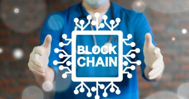 How blockchain is being used in the healthcare sector
