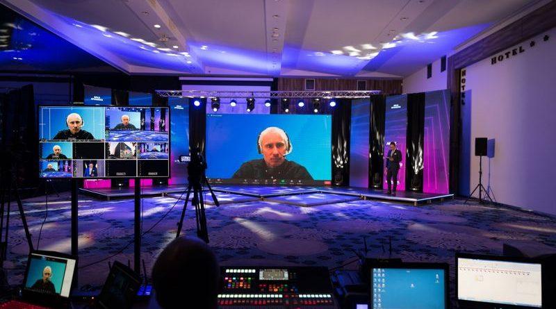 virtual live events