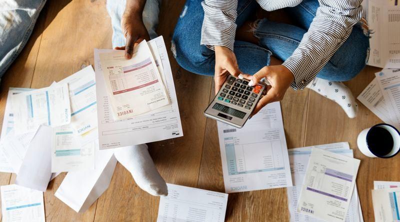 overcoming debts