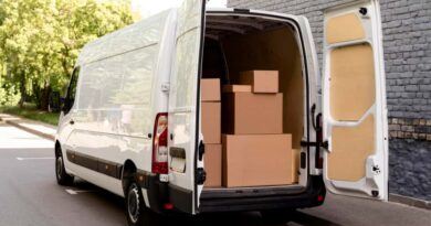 How can a van help with finding work?
