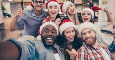 How to plan a perfect office Christmas party